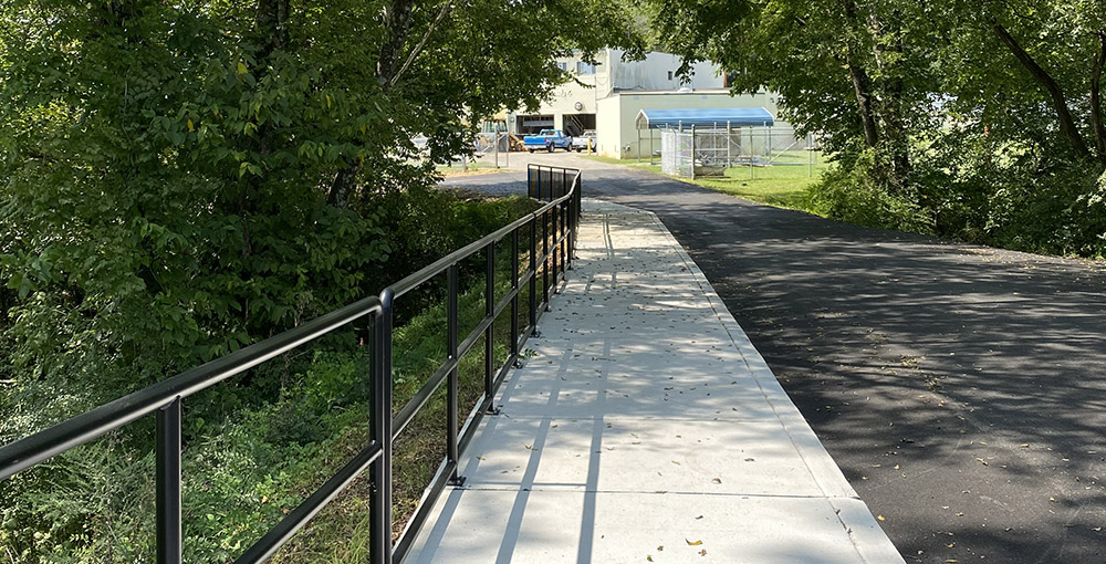 Rockwood Trailhead and Greenway