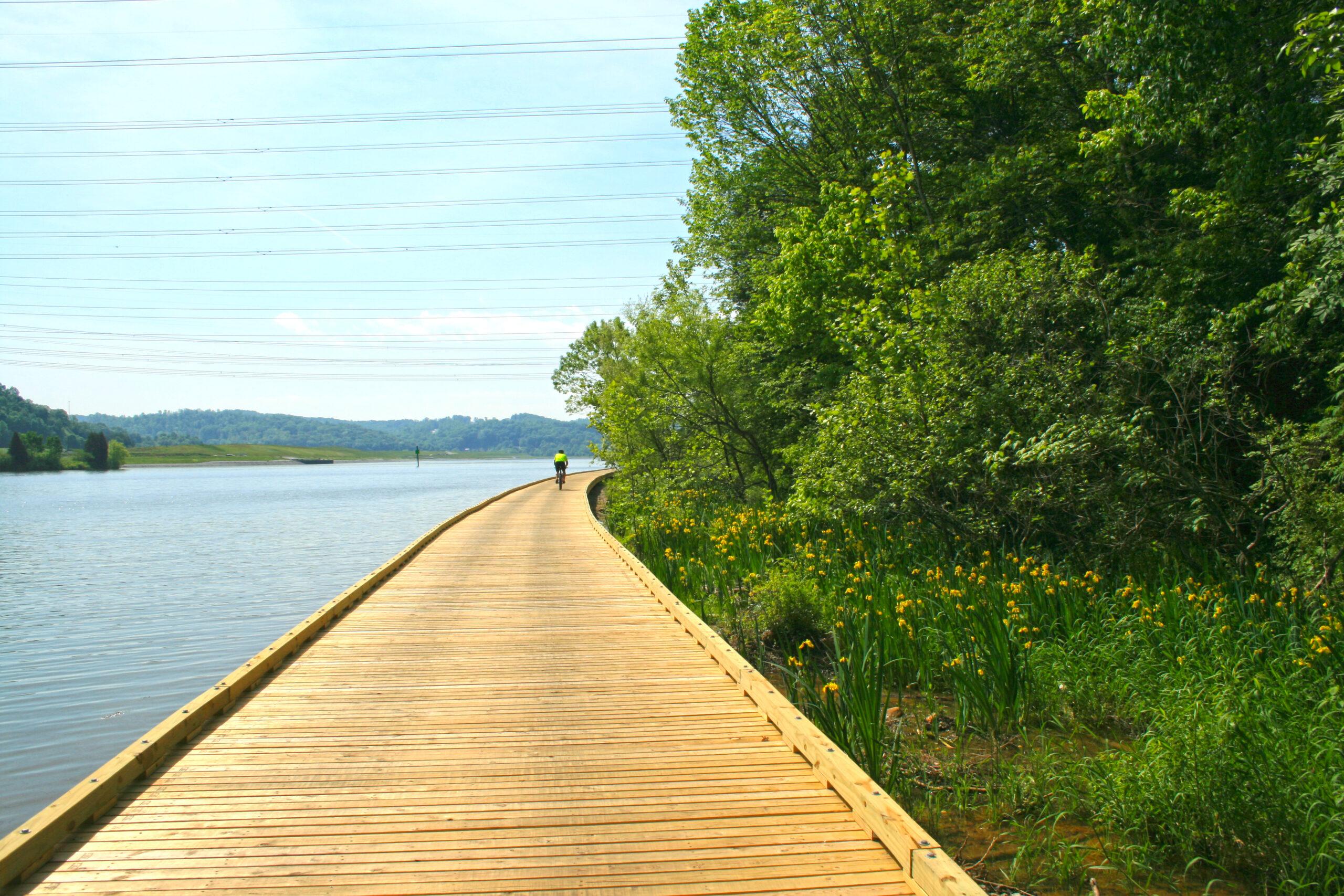 Melton Lake Greenway